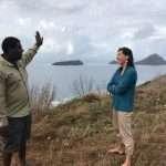 Miya & Appie on Mer
